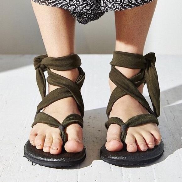Sanuk Yoga Slinged Up Sandal 3gfCMg